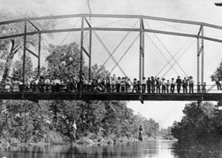 A lynching of two people May 25, 1911, in Okeman, Okla.WIKIMEDIA COMMONS
