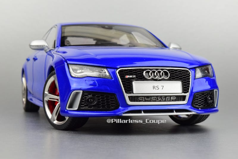 Illustration for article titled Teutonic Tuesday: Keng Fai Audi RS7
