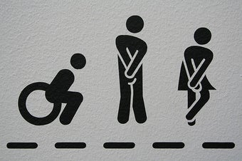Illustration for article titled Global Conference On Loos May Lead To More Ladies Rooms