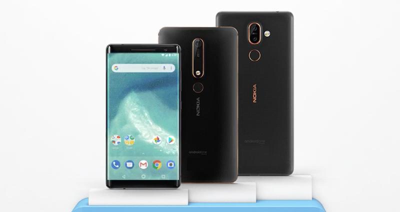 Illustration for article titled Todos los móviles que presentó Nokia en el MWC 2018