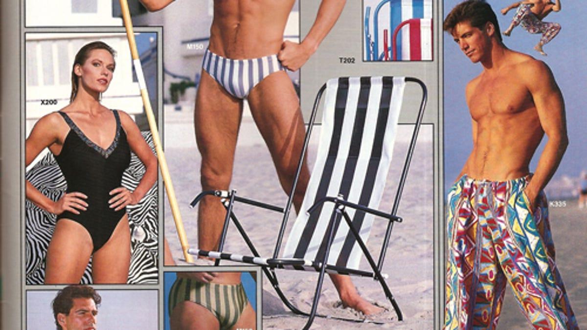 9330a06553 The Best & Worst Of 'International Male,' Summer 1986