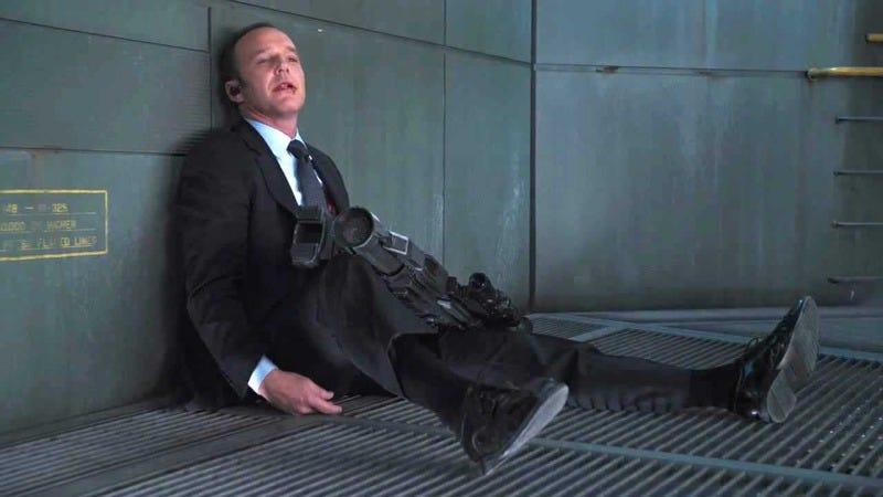 Clark Gregg in The Avengers