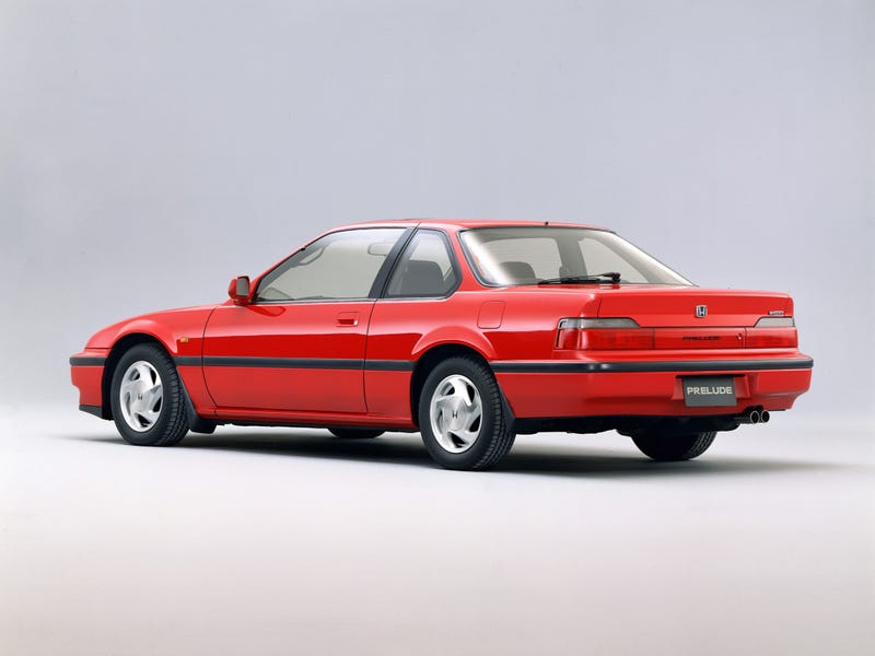 Illustration for article titled Late20 Guide: Third Gen Prelude (4WS)