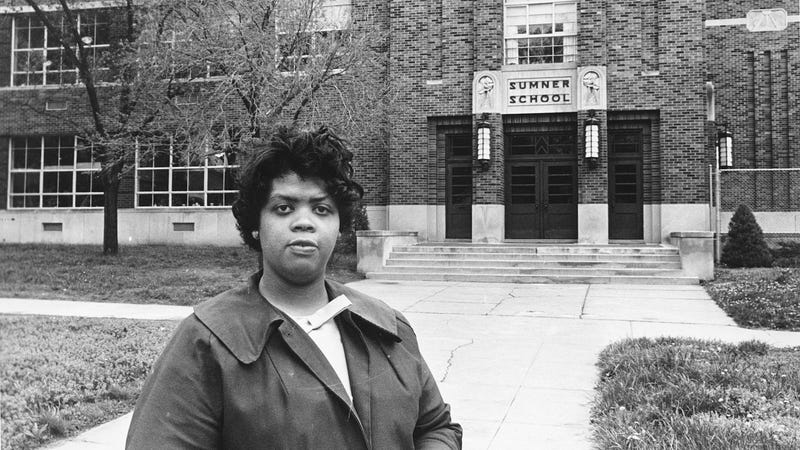 Illustration for article titled Linda Brown, Who Sparked Brown V. Board Of Education Case, Dies at 75