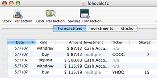 Illustration for article titled Track your investments with FolioCalc