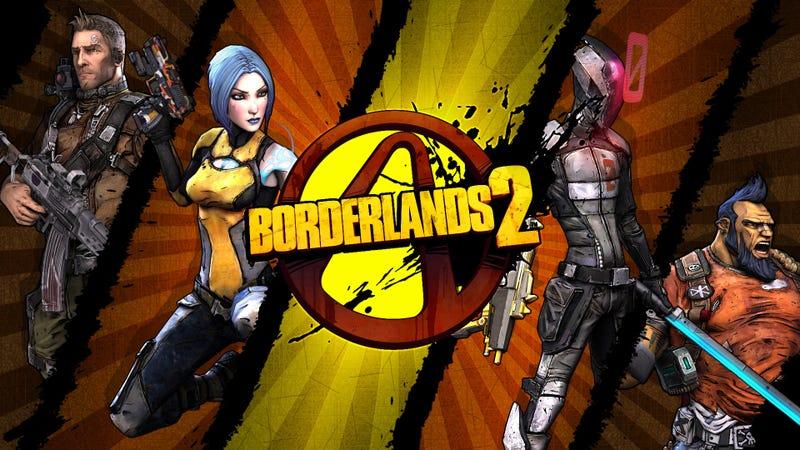 Illustration for article titled Borderlands 2 on PC/Steam