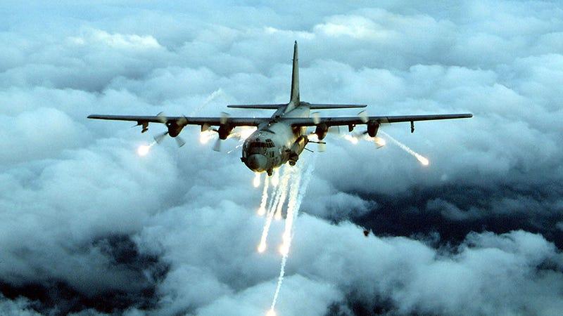 An AC-130. Photo: Getty
