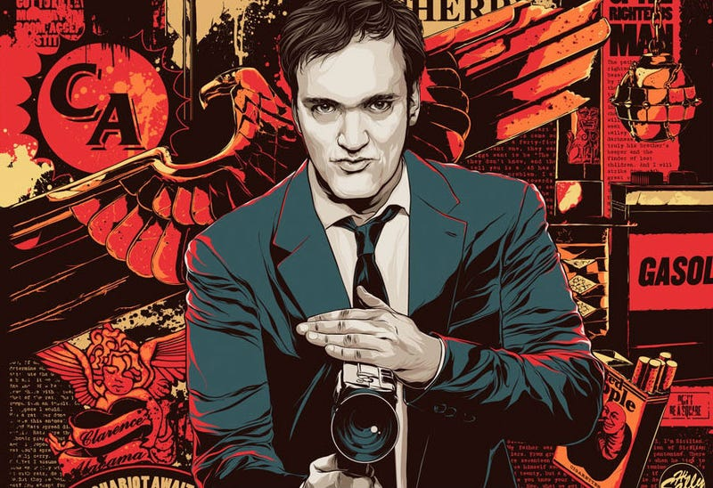 Illustration for article titled Quentin Tarantino Almost Made A Luke Cage Movie And Wants To Create His Own Superhero