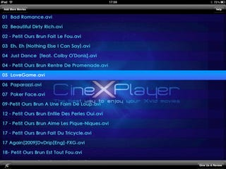Illustration for article titled How To: Watch Xvid Videos Natively On Your iPad
