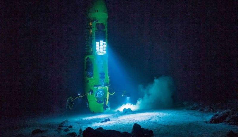Deepsea Challenger / James Cameron