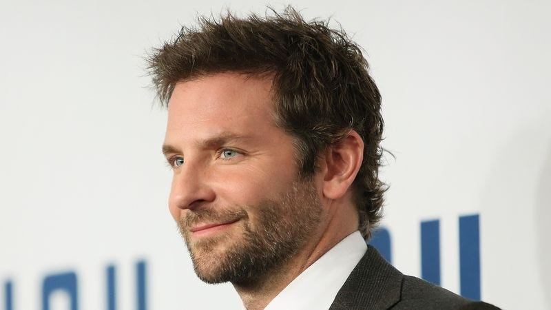 Illustration for article titled A Time For Second Chances: Anyone With A Criminal Record Is Welcome To Look At These Photos Of Bradley Cooper