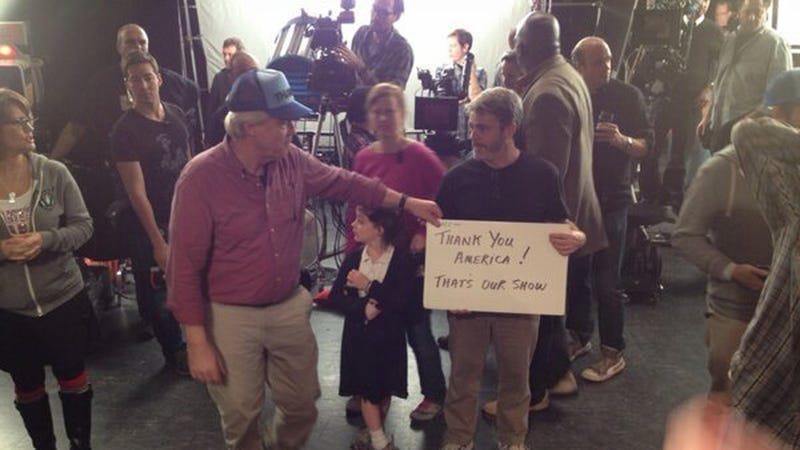 Illustration for article titled That's a Wrap: Some Final Photos From the 30 Rock Set