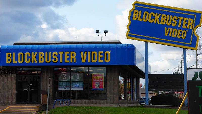Illustration for article titled There's Only One Surviving Blockbuster Left on Planet Earth