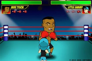 Illustration for article titled Mike Tyson Gets Another Shot At The Video Game Title