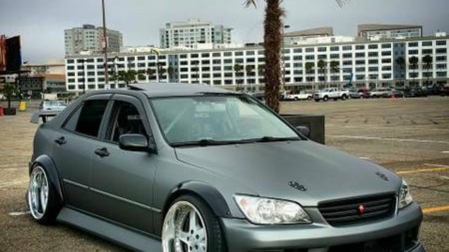 craigslist debunking lexus is300 show track car with ls1 swap and more. Black Bedroom Furniture Sets. Home Design Ideas