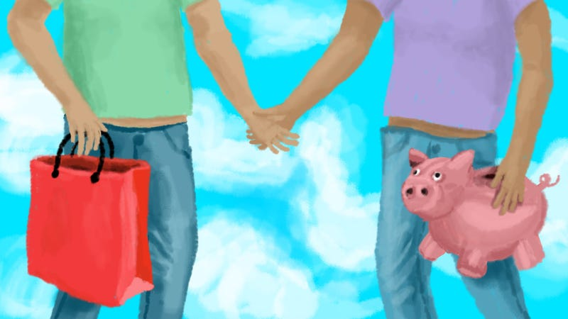 Illustration for article titled How My Partner and I Overcame Our Money Issues and Learned to Coexist