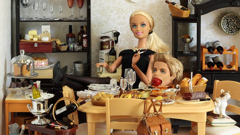 Illustration for article titled Serial Killer Barbie Is the Best Role Model We Have Right Now