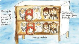 Illustration for article titled Massive Secrets of The Hobbit — Revealed!