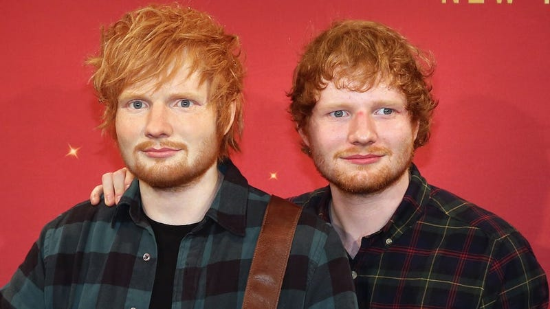 Ed sheeran took to instagram this afternoon to share a photo of his