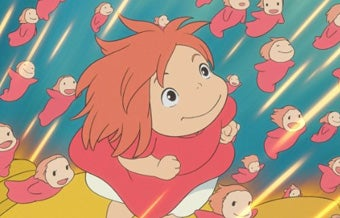 Illustration for article titled Ponyo Is Another Miyazaki Masterpiece That Isn't Just For Kids