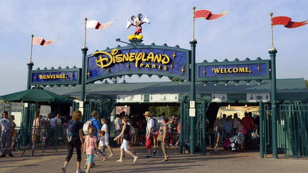 Disneyland Paris Worker Tests Positive For Coronavirus But No Plans to Close Park