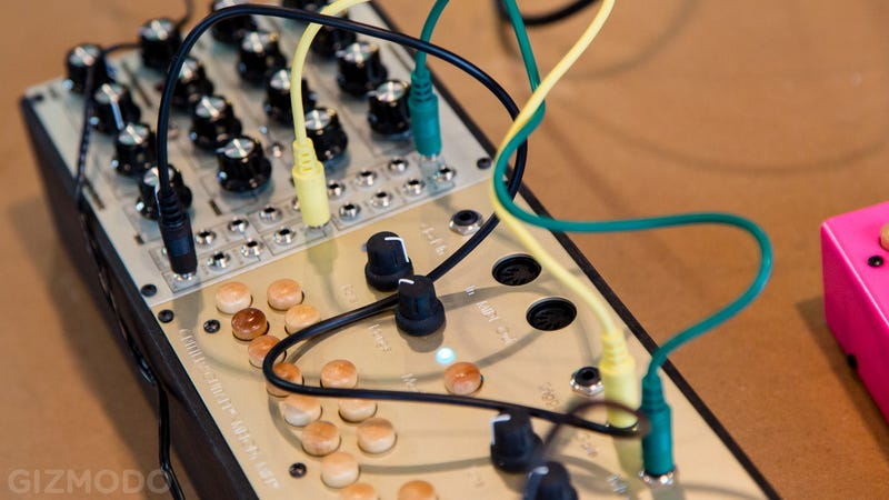 Inside the Small Brooklyn Studio Making the Wackiest Synths