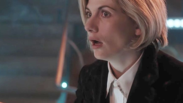Jodie Whittaker s Doctor Who Will Premiere in October, on a New Night