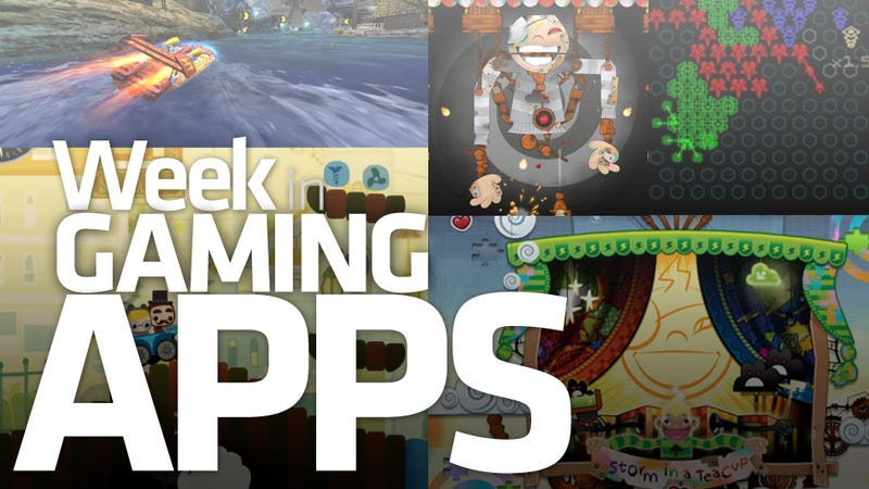 Illustration for article titled The Week in Gaming Apps