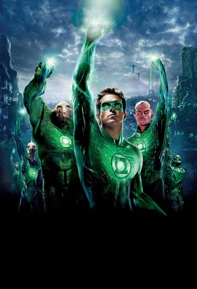 Green Lantern Director Martin Campbell Is Full of Regret Over This Film