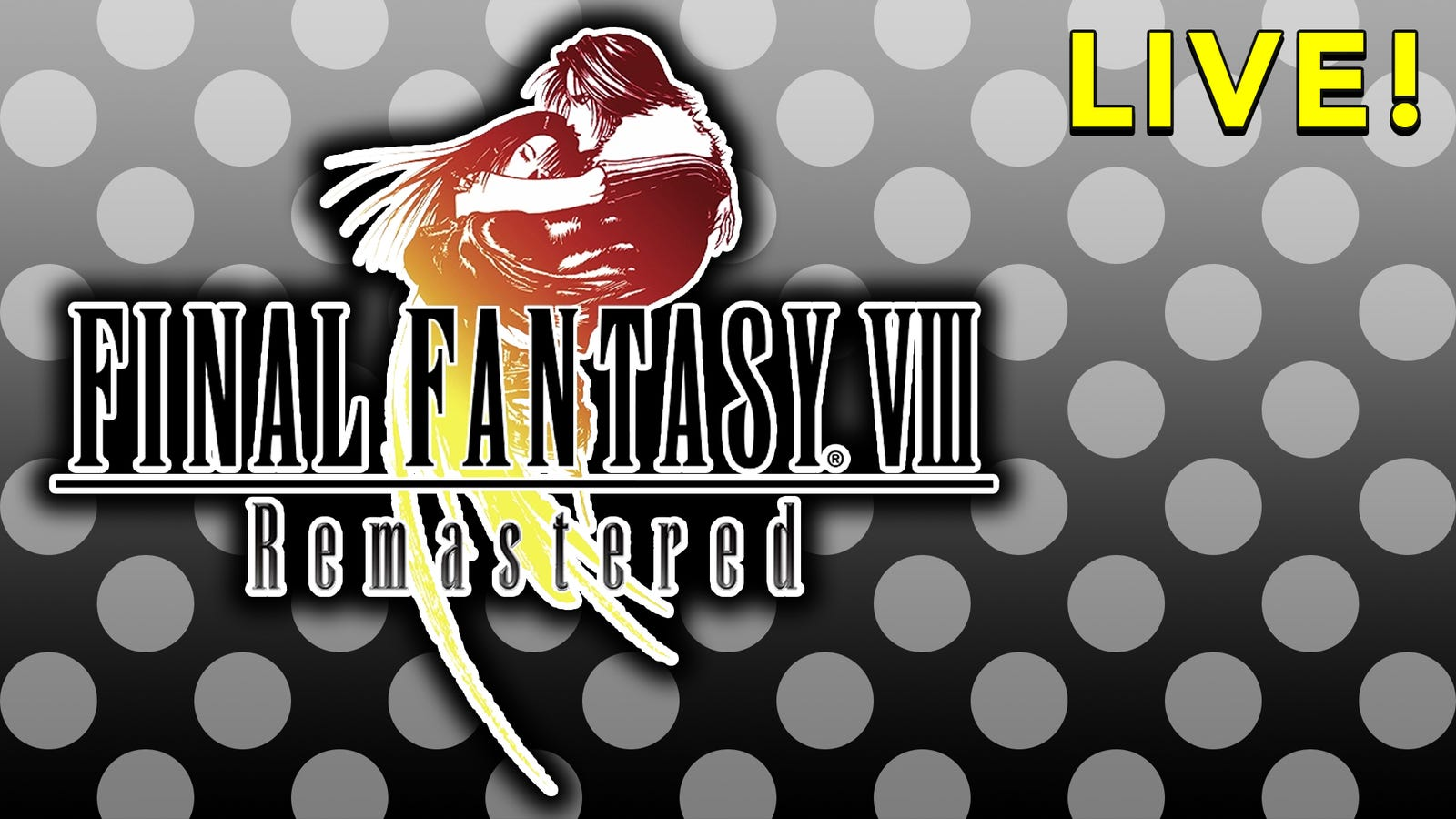We (Tim Rogers & Jason Schreier) are playing Final Fantasy VIII Remastered on the Nintendo Switc
