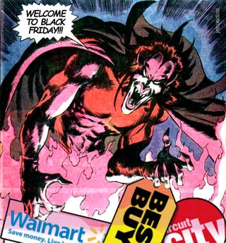 Illustration for article titled Black Friday Horror Stories