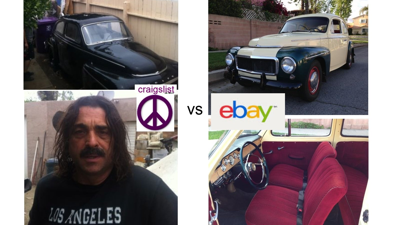 Musings On Buying Amp Selling Cars On Craigslist Vs Ebay
