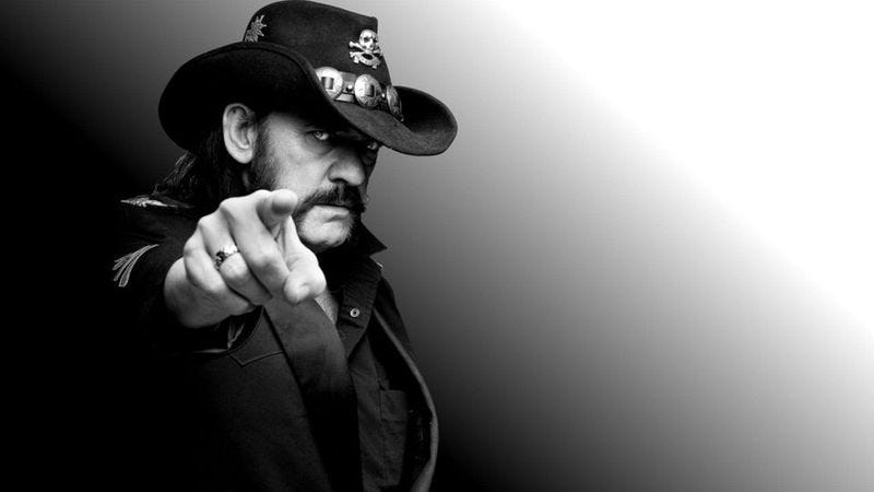 Illustration for article titled Motörhead cancels a bunch of shows because of Lemmy Kilmister's health