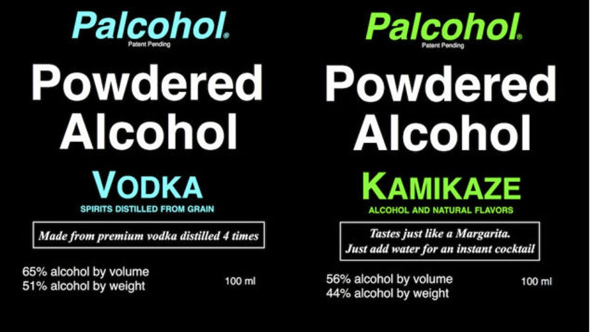 Powdered alcohol 3 important things you should know powdered alcohol 3 important things you should know nvjuhfo Image collections