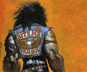 Illustration for article titled DC Does Its Best To Make Latest Lobo Revival Rock