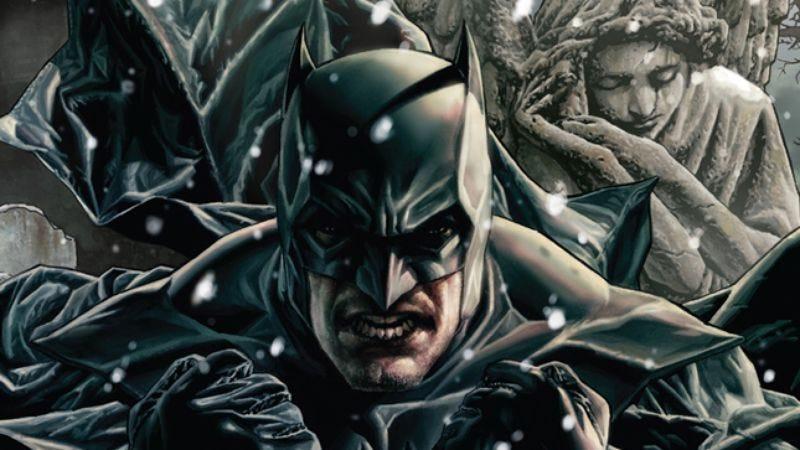 Illustration for article titled Superhero & mainstream comics – November 2011
