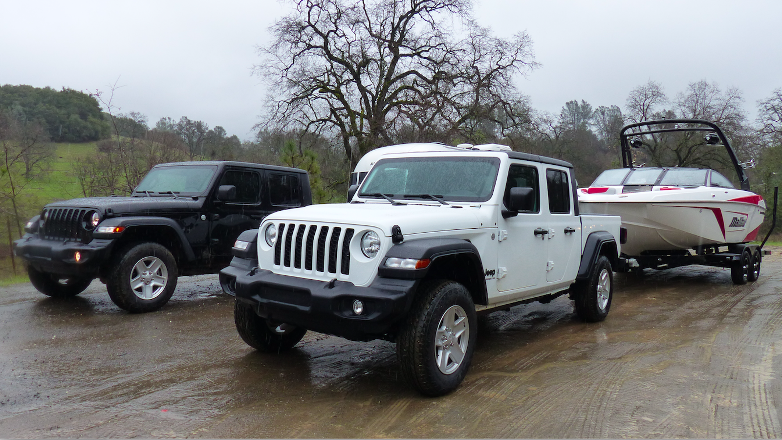 Tow For Less >> The Engineering Behind The Jeep Gladiator 39 S Tow Rating