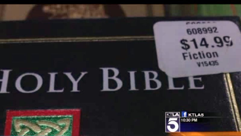 Illustration for article titled Costco Apologizes for Selling Bibles Categorized as 'Fiction'