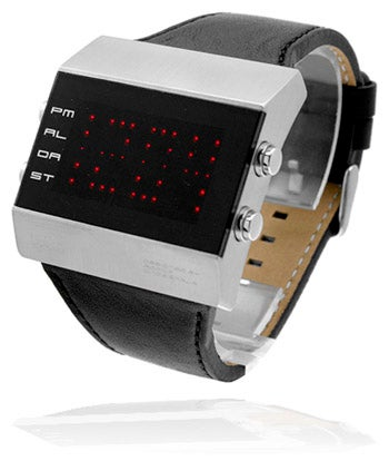 Illustration for article titled L69 Time Module Is KITT on Your Wrist