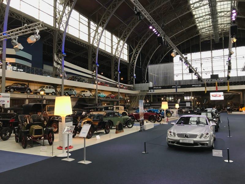 Illustration for article titled Autoworld Brussels - Belgium's Best Car Museum