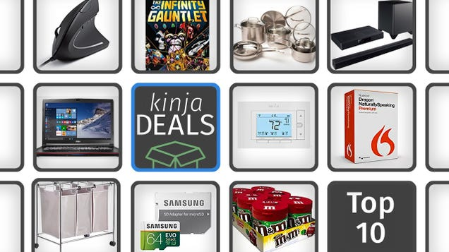 The 10 best deals of january 26 2018 utter buzz the 10 best deals of january 26 2018 fandeluxe Choice Image