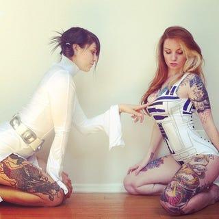 Illustration for article titled Help me, Obi Wan...