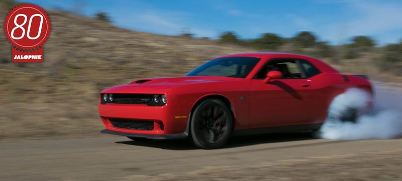 2015 Dodge Challenger Srt Hellcat The Jalopnik Review
