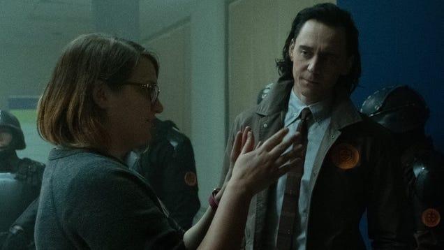 Loki Season 2 Won t Feature Season 1 Director Kate Herron