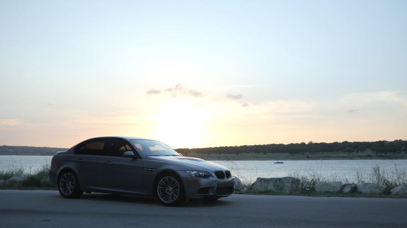 Illustration for article titled Who has an E9X M3?