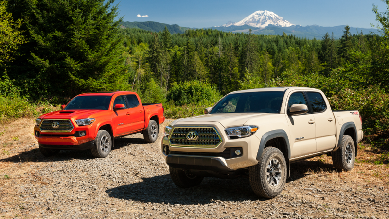 The Best Resale List For 2018 Is Basically All Trucks And A Rally Car