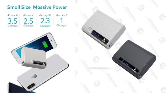 This $15 10,000mAh Battery Pack Includes USB-C Power Delivery [Exclusive]