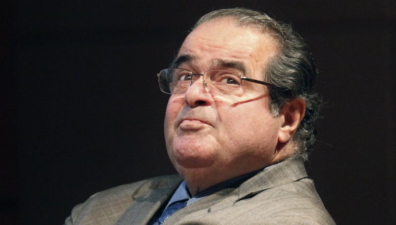 Illustration for article titled A Brief List of Some of the Many Terrible Things Antonin Scalia Said and Wrote
