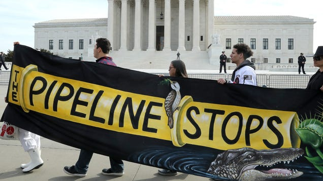 The Atlantic Coast Pipeline Cancellation Shows How Far Fossil Fuels Have Fallen