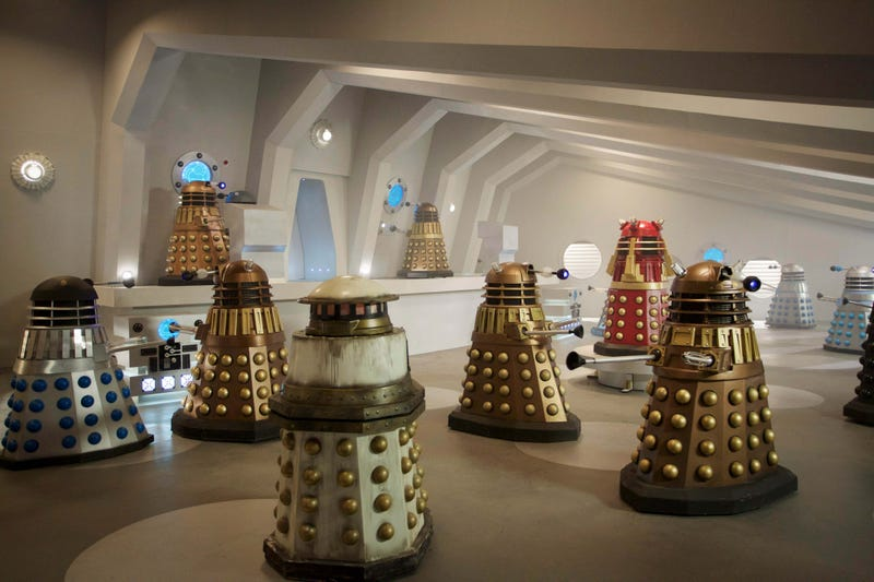 Illustration for article titled Doctor Who and the Deconstruction of the Daleks
